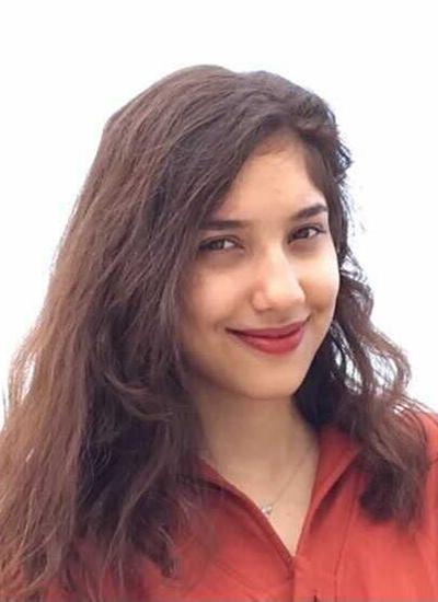 Nazanin Mashhaditafreshi