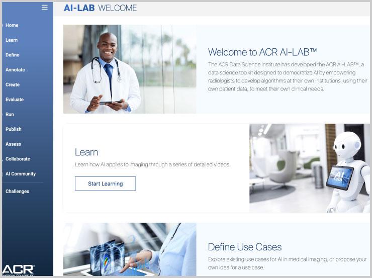 ACR DSI Lab pilot site
